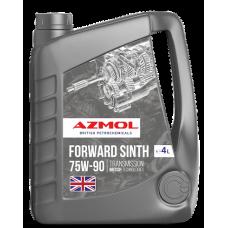 Масло трансмиссионное AZMOL Forward Synth 75W-90 GL-4/5 4 л