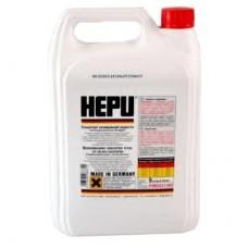 HEPU P999 Антифриз красный G12 концентрат (5л)