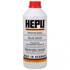 Антифриз красный G12 концентрат HEPU P999 (1,5л)