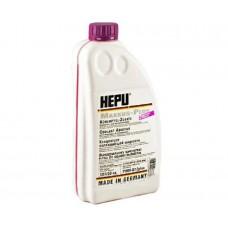 HEPU P999-G12plus Антифриз фиолетовый G12+ концентрат (1,5л)