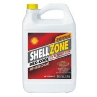 SHELLZONE Dex-Cool Антифриз-концентрат красный (-80) Shell
