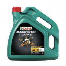 Масло моторное Castrol MAGNATEC Stop-Start 5W-30 A3/B4 4л