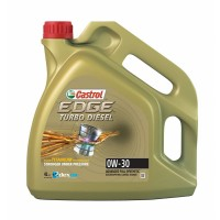 Castrol EDGE Turbo Diesel 0W-30 4л