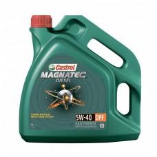 Castrol Magnatec Diesel 5W-40 DPF 4л