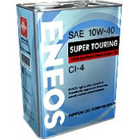 ENEOS SUPER TOURING API CI-4 10W40 100% Synthetic