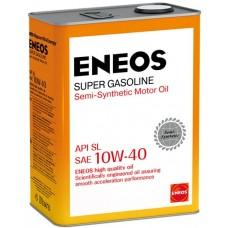 Масло моторное ENEOS SUPER GASOLINE SL 10W-40