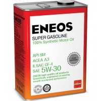 ENEOS API SM  5W-30 Fully - Synthetic 4 л