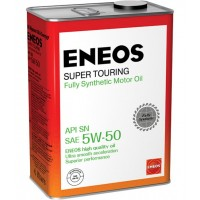 ENEOS SUPER GASOLINE 100% Synthetic SM 5W50
