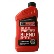 Ford Motorcraft Synthetic Blend 5W-20