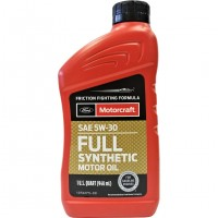 Ford Motorcraft Full Synthetic 5W-30