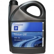 GM Motor Oil 10W-40