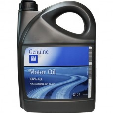 Масло моторное GM Motor Oil 10W-40 5л