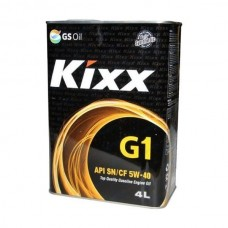 Kixx G1 5W-40 4 л