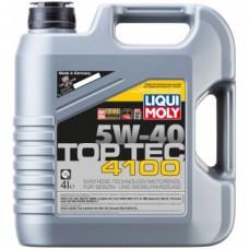 LIQUI MOLY Top Tec 4100 5W-40 (4л)
