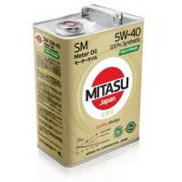 MITASU MOLY-TRiMER SM/CF 5W-40 100% Synthetic