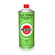 MITASU GEAR OIL GL-5 75W-90 100% Synthetic 1л