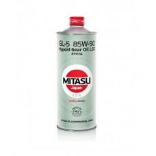 Трансмиссионное масло MITASU GEAR OIL GL-5 85W90 LSD (for TOYOTA) 1 л