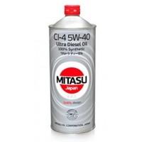 MITASU ULTRA DIESEL CI-4 5W-40 1 л