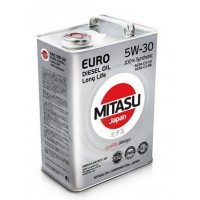 MITASU EURO DIESEL LL 5W-30 100% Synthetic