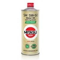 MITASU MOLY-TRiMER SM 5W-50 100% Synthetic 1 л