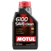 MOTUL 6100 SAVE-CLEAN+ 5W-30 (1л)