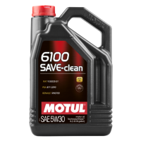 MOTUL 6100 SAVE-CLEAN+ 5W-30 (5л)