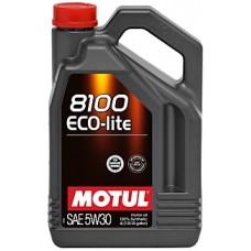 Масло моторное MOTUL 8100 Eco-lite 5W-30 4 л