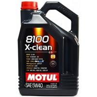 Motul 8100 X-clean 5W-40 (4л)