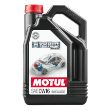 Масло моторное Motul Hybrid 0w16 4 л