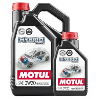 MOTUL Hybrid 0W-20 4 л