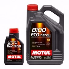 MOTUL 8100 Eco-clean 5W-30 (5л)