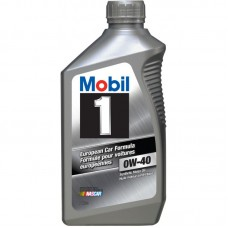 Mobil 1 Fully Synthetic 0W-40