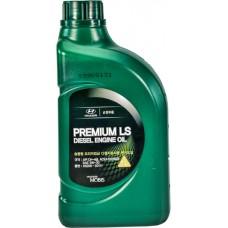 Моторное масло Mobis Premium LS Diesel 5W-30 1 л
