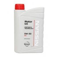 Nissan Motor Oil 5w-30 C4 1 л