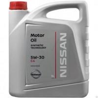 Nissan Motor Oil 5w-30 C4 5 л