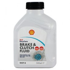 Shell Brake&Clutch fluid DOT4 ESL