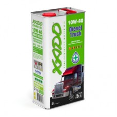 XADO Atomic Oil 10W-40 Diesel Truck 5л