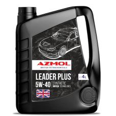 Моторное масло AZMOL Leader Plus 5W-40 4 л