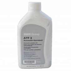 Масло трансмиссионное BMW ATF 3+ 1л