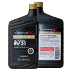 Honda Motor Oil Synthetic Blend 5W-30