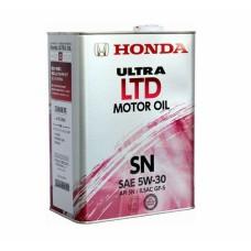 Honda Ultra LTD 5W-30