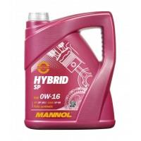 MANNOL Hybrid SP 0W-16 5л
