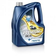 Моторное масло Neste Premium+ 10W-40 4л