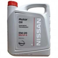 Nissan Motor Oil 0W-20