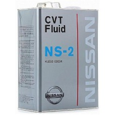 Масло для вариатора Nissan CVT Fluid NS-2