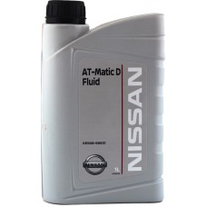 Трансмиссионное масло Nissan ATF Matic Fluid D (1л)