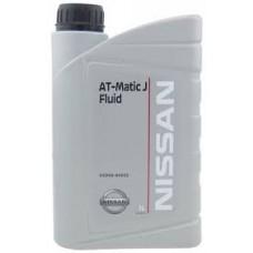 Трансмиссионное масло Nissan ATF Matic Fluid J (1л)