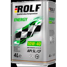 Масло ROLF ENERGY SL/CF 10W-40