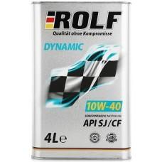 ROLF DYNAMIC SJ/CF 10W-40