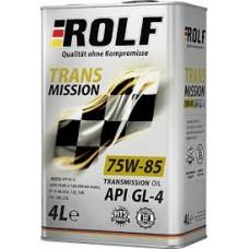 Масло ROLF Transmission 75W-85 GL-4